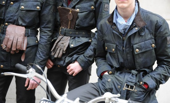 BELSTAFF COLLECTION MEN 2013 1