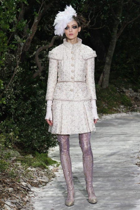 CHANEL HAUTE COUTURE SS 2013 (10)