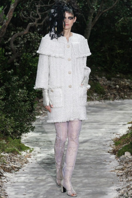 CHANEL HAUTE COUTURE SS 2013
