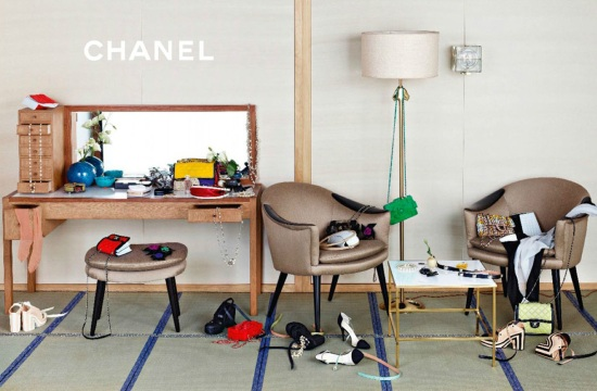 CHANEL SS 2013 CAMPAIGN 2