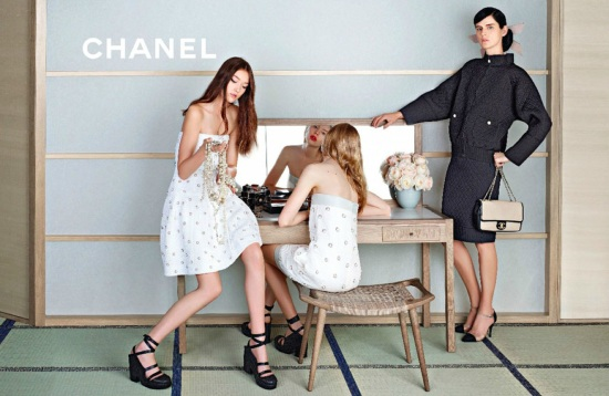 CHANEL SS 2013 CAMPAIGN 3