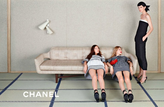 CHANEL SS 2013 CAMPAIGN 4