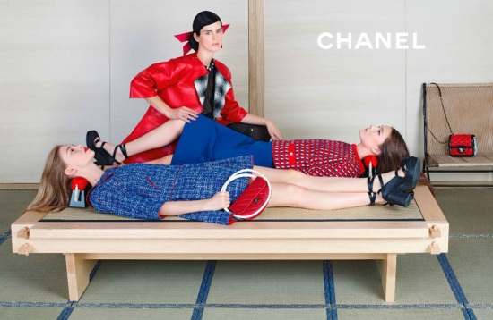 CHANEL SS 2013 CAMPAIGN 5