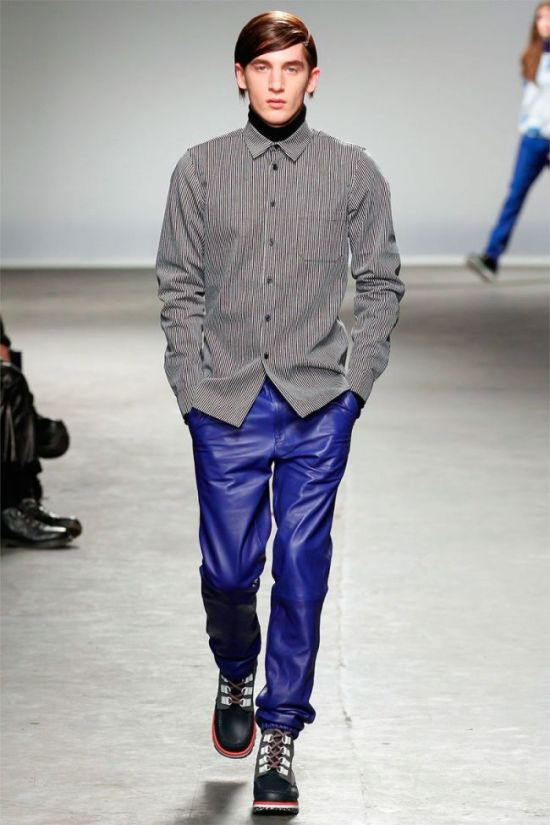 CHRISTOPHER SHANNON FW COLLECTION 2013 (1)