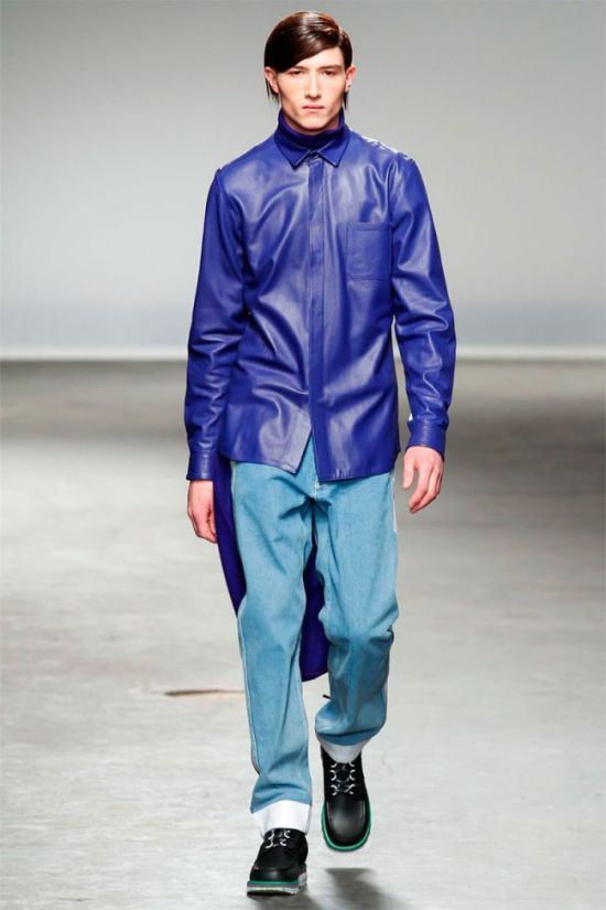 CHRISTOPHER SHANNON FW COLLECTION 2013 (12)