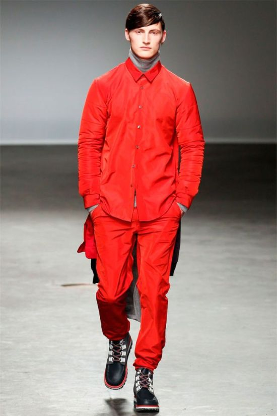 CHRISTOPHER SHANNON FW COLLECTION 2013 (20)