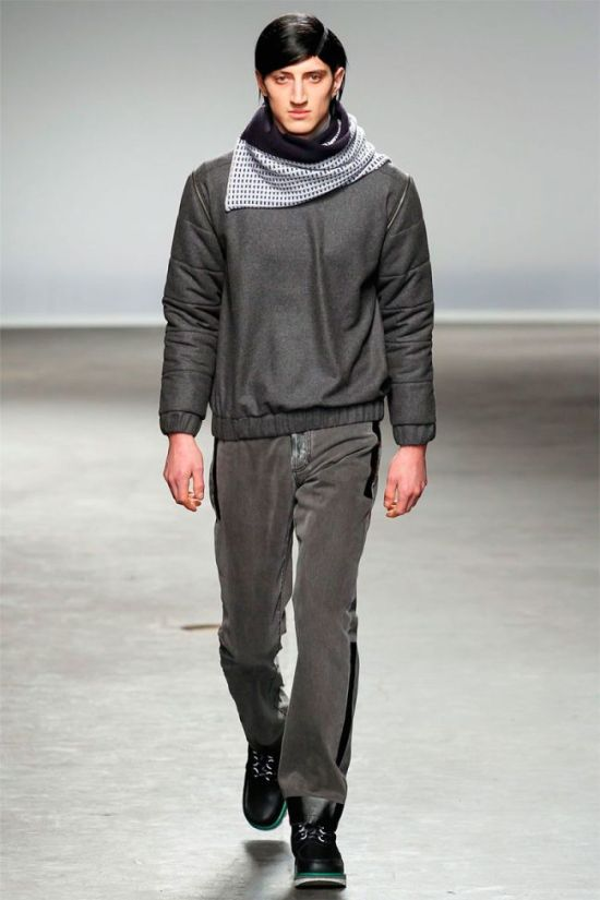 CHRISTOPHER SHANNON FW COLLECTION 2013 (8)