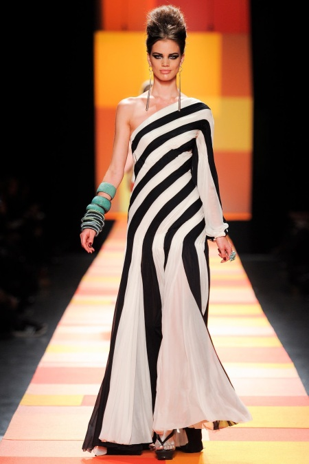 JEAN PAUL GAULTIER HAUTE COUTURE SS 2013 (1)