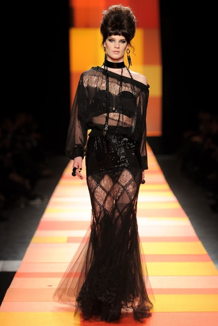 JEAN PAUL GAULTIER HAUTE COUTURE SS 2013 (41)