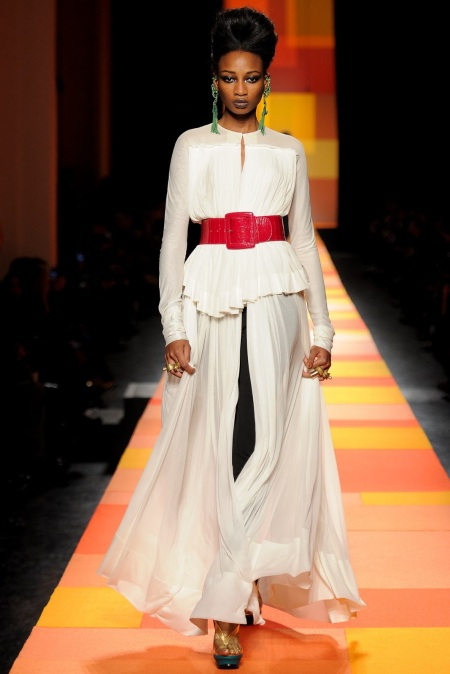 JEAN PAUL GAULTIER HAUTE COUTURE SS 2013 (6)