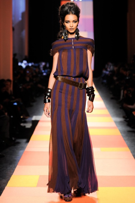 JEAN PAUL GAULTIER HAUTE COUTURE SS 2013