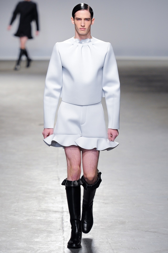 JW ANDERSON FW COLLECTION 2013 (1)