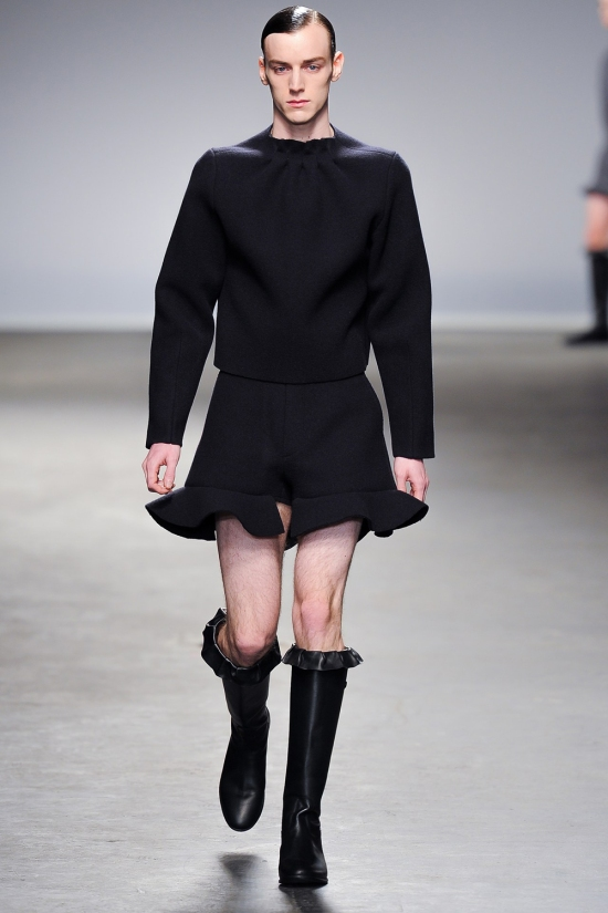 JW ANDERSON FW COLLECTION 2013 (2)