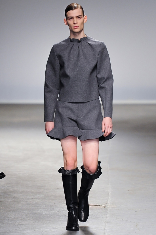 JW ANDERSON FW COLLECTION 2013 (3)