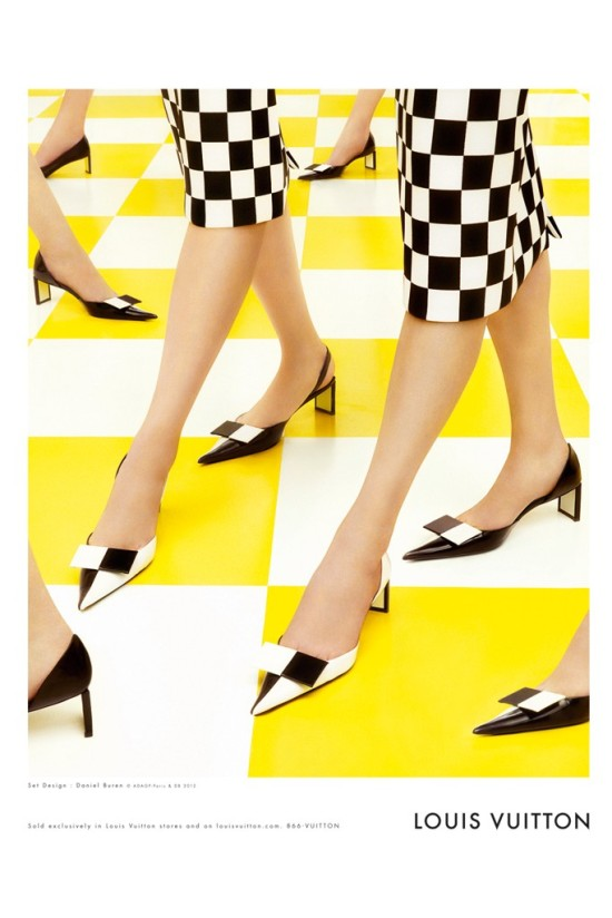 LOUIS VUITTON SS 2013 CAMPAIGN 1