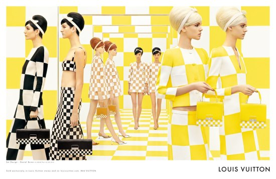 LOUIS VUITTON SS 2013 CAMPAIGN