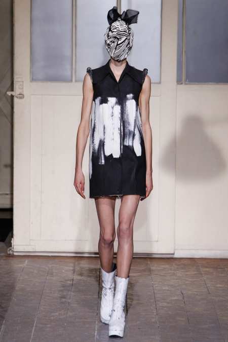 MAISON MARTIN MARGIELA HAUTE COUTURE SS COLLECTION 2013 (1)