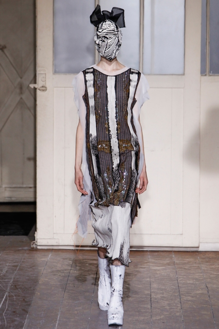 MAISON MARTIN MARGIELA HAUTE COUTURE SS COLLECTION 2013 (2)