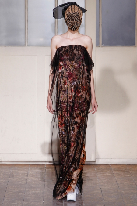 MAISON MARTIN MARGIELA HAUTE COUTURE SS COLLECTION 2013 (5)