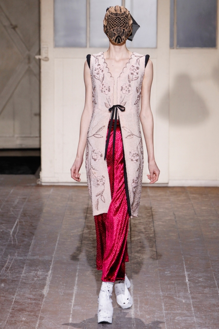 MAISON MARTIN MARGIELA HAUTE COUTURE SS COLLECTION 2013 (7)