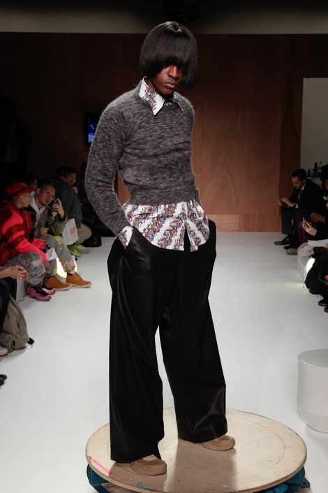 MARTINE ROSE FW COLLECTION 2013 (13)