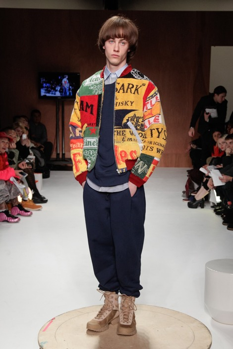 MARTINE ROSE FW COLLECTION 2013 (9)