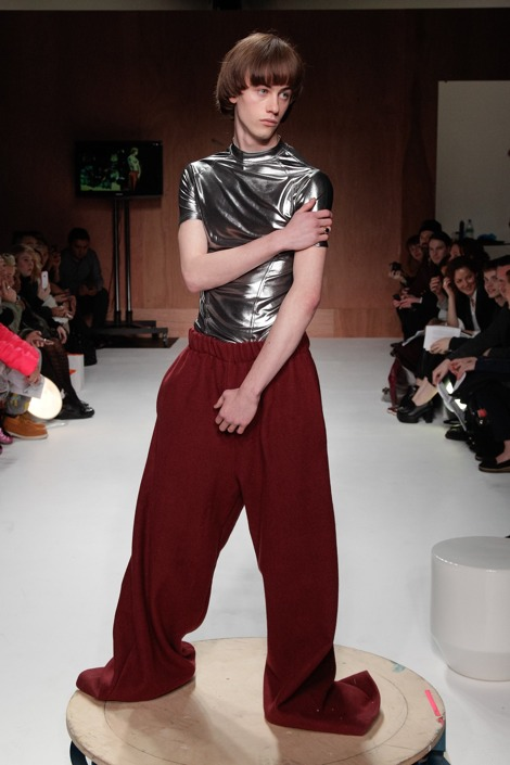 MARTINE ROSE FW COLLECTION 2013