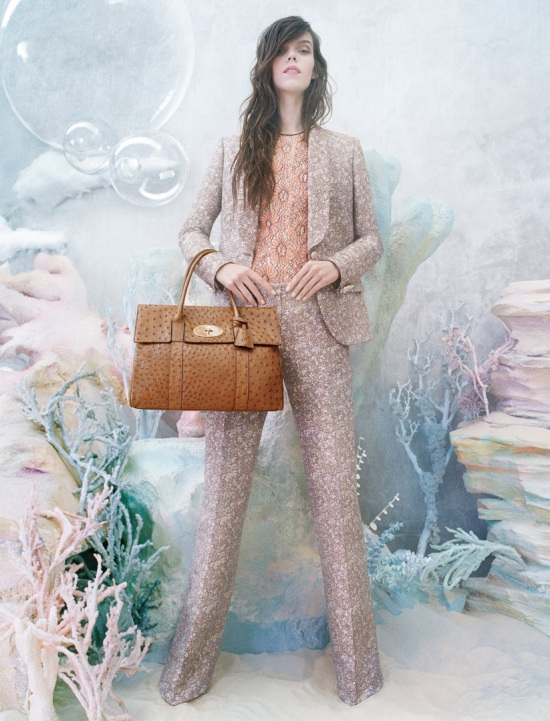 MULBERRY SS 2013 CAMPAIGN 1