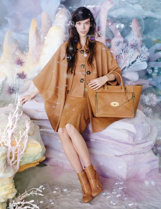 MULBERRY SS 2013 CAMPAIGN 3