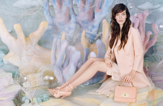 MULBERRY SS 2013 CAMPAIGN 4