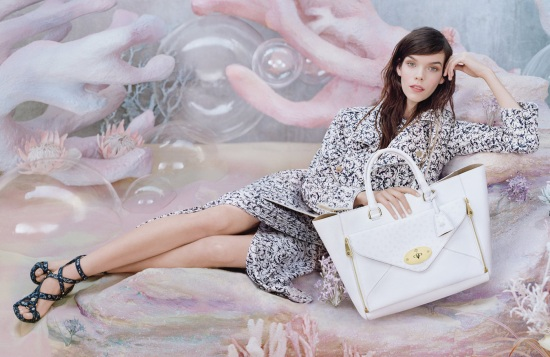 MULBERRY SS 2013 CAMPAIGN 6