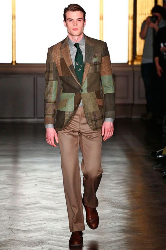 RICHARD JAMES FW COLLECTION 2013 (17)
