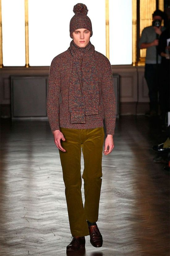 RICHARD JAMES FW COLLECTION 2013 (2)