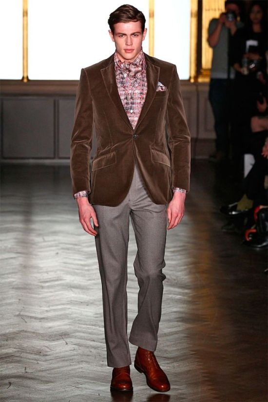 RICHARD JAMES FW COLLECTION 2013 (22)
