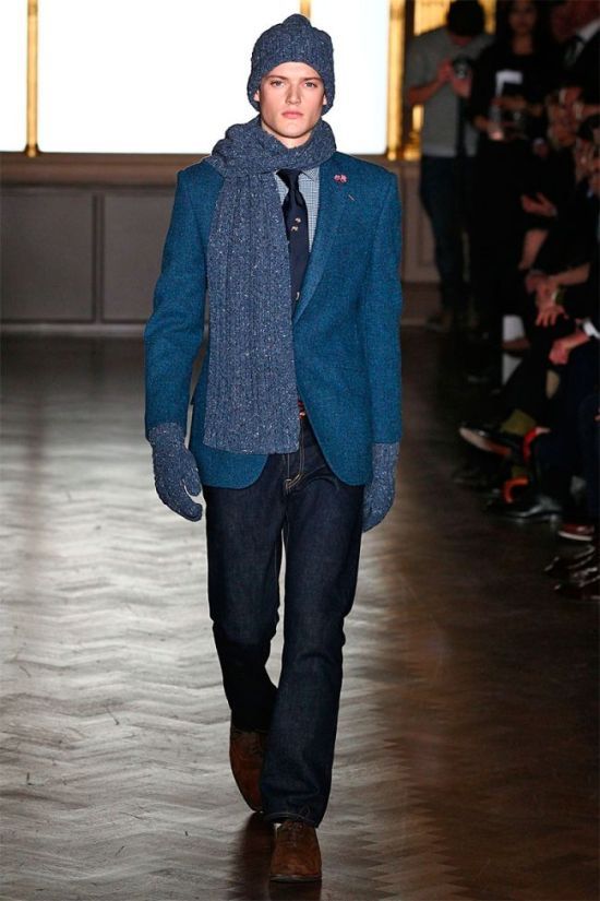 RICHARD JAMES FW COLLECTION 2013 (4)
