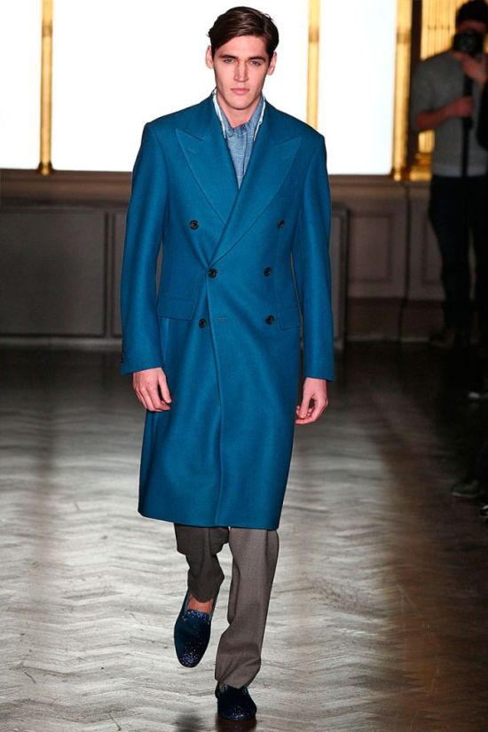 RICHARD JAMES FW COLLECTION 2013