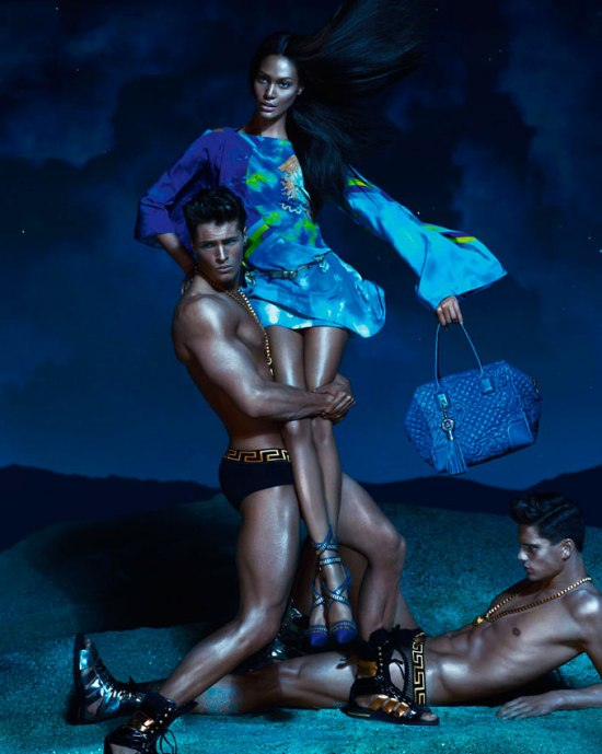 VERSACE SS 2013 CAMPAIGN 14