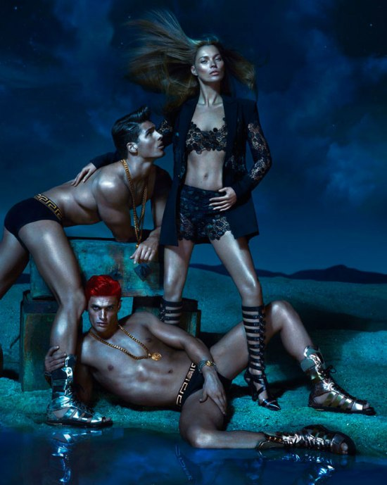 VERSACE SS 2013 CAMPAIGN 15