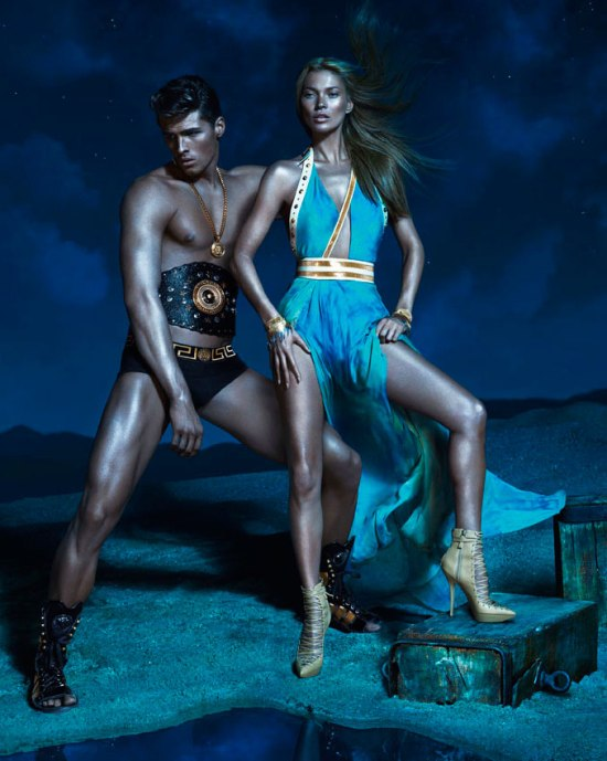 VERSACE SS 2013 CAMPAIGN 16