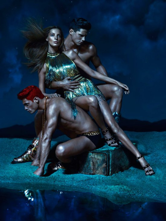 VERSACE SS 2013 CAMPAIGN 18