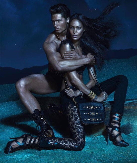 VERSACE SS 2013 CAMPAIGN 2