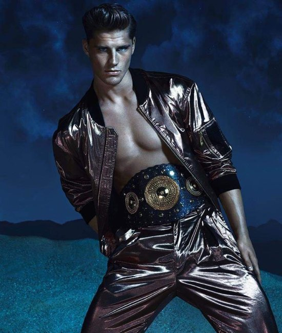 VERSACE SS 2013 CAMPAIGN 4