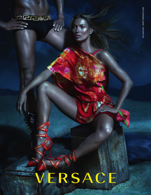 VERSACE SS 2013 CAMPAIGN 7