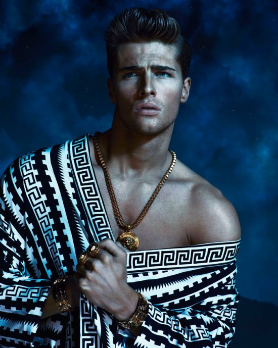 VERSACE SS 2013 CAMPAIGN 8