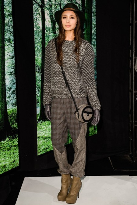 CHARLOTTE RONSON FW 2013 COLLECTION