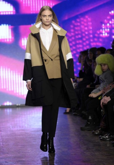 DKNY FW 2013 COLLECTION