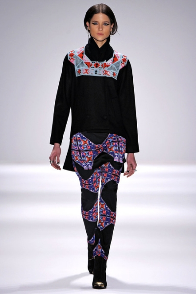 MARA HOFFMAN FW 2013 COLLECTION (9)
