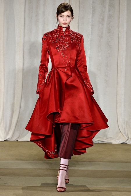 MARCHESA FW 2013 COLLECTION