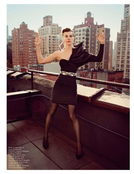 MILLA JOVOVICH VOGUE PARIS FEBRUARY 2013 (11)
