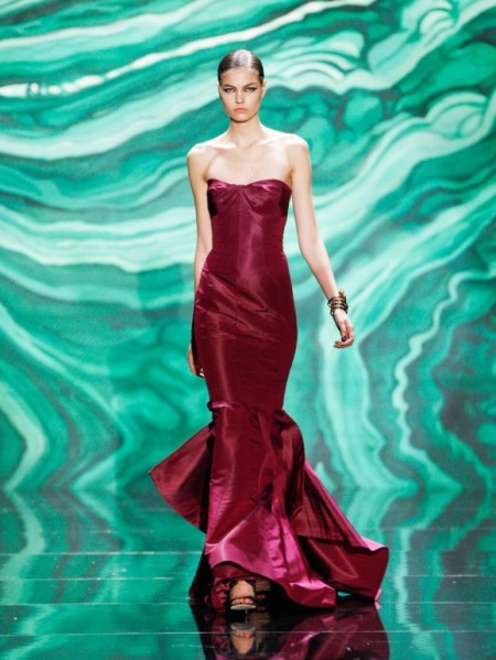 MONIQUE LHUILLIER  FW 2013 COLLECTION (28)